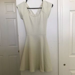 Kirra Ivory Mini Dress